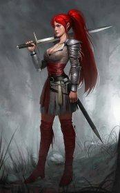 Name:  Female Warrior 2.jpg Views: 141 Size:  11.2 KB