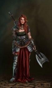 Name:  Female Warrior 1.jpg Views: 132 Size:  8.1 KB